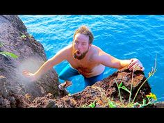 HAWAIIAN CLIFF DIVING! - YouTube