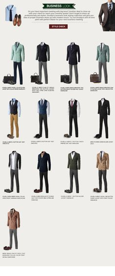 Business look, business attire for men, men's business fashion, modern gentleman, gentleman Gq Style, Men Style Tips, Mode Style, Modern Gentleman, Gentleman Style, Modern Man, Business Look, Business Fashion, Men's Business Attire
