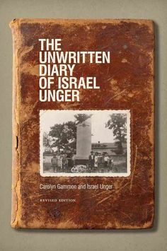 Unwritten Diary of Israel Unger