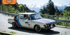 BMW E3 2500 (1970) - Athlon | Tour of the Century