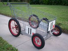 Custom radio flyer wagon pics and ideas??? - Page 6 - THE H.A.M.B.
