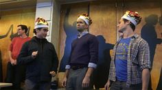 #Ham4Ham with Brian d'Arcy James, Andrew Rannells, and Jonathan Groff