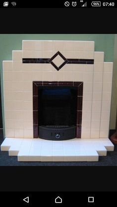 Streamline moderne on pinterest art deco art deco house and art - 1000 Ideas About 1930s Fireplace On Pinterest Art Deco
