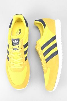 cheap for discount 486d9 84419 I have a thing for yellow Adidas adiSTAR Racer Sneaker -