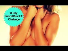 How to lift your bust naturally with these breast exercises: Bust Boosting 2 Move Workout Gonna try this lol.....