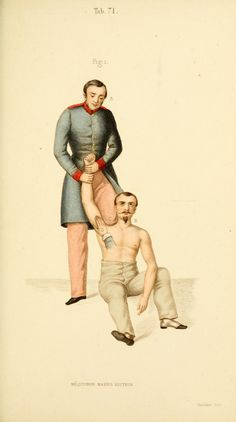☤ MD ☞☆☆☆ Manual of surgical bandages. 1859 (https://pinterest.com/pin/287386019948326046).
