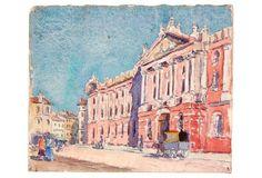 Paris Street, C. 1930