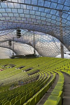 Olympic Stadium (Olympiastadion) | Munich, Germany
