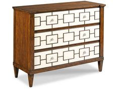 Woodbridge Furniture Sorrento Accent Chest 4053-10