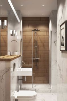 Luxury Bathroom Master Baths Dreams is unquestionably important for your home. Whether you pick the Luxury Bathroom Master Baths Beautiful or Luxury Master Bathroom Ideas, you will make the best Small Bathroom Decorating Ideas for your own life. Modern Small Bathrooms, Modern Bathroom Design, Bathroom Interior Design, Beautiful Bathrooms, Bathroom Small, Master Bathrooms, Mirror Bathroom, Bath Design, Bathroom Vanities