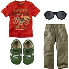 a look for my cool little dude - from @diapersdotcom  via @babycenter