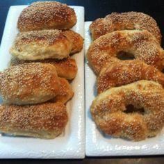 בייגלה ירושלמי ללא גלוטן Gluten-Free Jerusalem Sesame Bagels