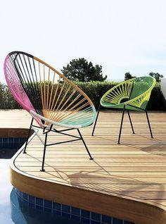 Collection d'idées de mobilier d'extérieur - Visit the website to see all pictures http://www.amenagementdesign.com/exterieur/collection-didees-mobilier-dexterieur