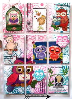April  2016         März  2016         Februar  2016     Mini-Pocket-Letter (4er Pockets)   Da meine Sammel-Ordner in A4 nun voll sind, we...
