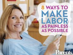 From drugs to breathing techniques, here's what to know to make your labor as painless as possible.