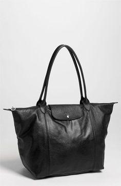 Shop For Portable Longchamps Le Pliage Hobo Bags Chocolate