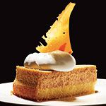 Search Result|Pumpkin-Almond Cheesecake