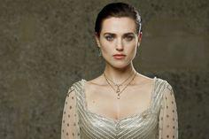 """Merlin Katie McGrath as """"Morgana"""" Merlin Series, Merlin Cast, Merlin Characters, Angel Coulby, Fantasy Tv Shows, Merlin Morgana, Lena Luthor, Katie Mcgrath, Melissa Benoist"""