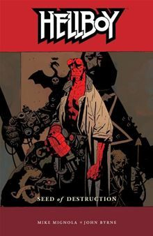 ** EXPIRED ** Comics Week! 50% off Hellboy Volume 1: Seed of Destruction  By: Mike Mignola, John Byrne until November 17th. Read this comic on your iPad or Android tablet with our free Kobo reading apps. Click here to buy this comic: http://www.kobobooks.com/comicsweek #kobo #ebooks #comics