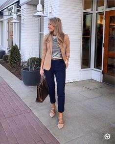 Business casual outfits for fall | fall work style