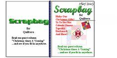 Scrapbag for quilters