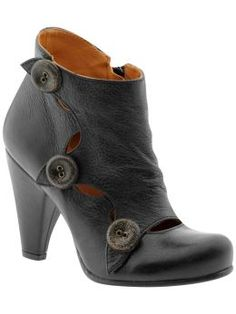 I just love shoes with personality. These looks like soft and comfortable leather to wear! LOVE!!!  Women's shoes: Coclico Ophelia: Ankle Boots | Piperlime