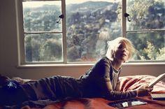 Cate Blanchett by Cass Bird