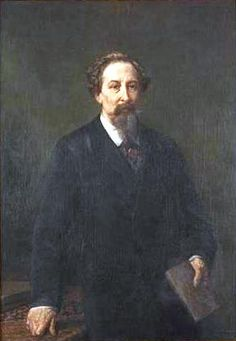 King Fernando II (1816-1885), painted by Miguel Lupi in 1875 - Mafra National Palace