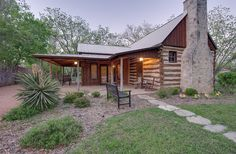 Katrina's Cabin in Fredericksburg, Texas | B&B Rental