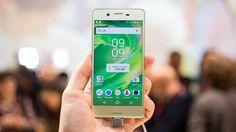 Sony a prezentat seria de smartphone-uri Xperia X