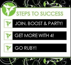 Three simple steps to repeat as many times as you want. GOOD Bonus is up for grabs too! Visit: www.onlinewrapparties.com for more information :)