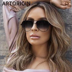 c17616043 US $5.93 57% OFF|Aliexpress.com : Buy new fashion flat top aviation sunglass  pink sunglasses women brand designer oculos aviador mirror shades sun  glasses ...