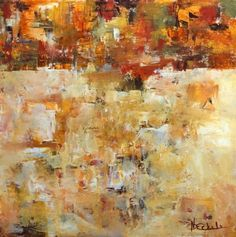 Many Choices, painting by artist Nancy Eckels