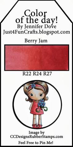 http://just4funcrafts.blogspot.com/search/label/Color of the Day?updated-max=2013-10-26T00:00:00-07:00