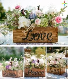 Деревянные кашпо для цветов, конфет, печенюшек, Сосна, Фанера, Шпон   Bestmade - изделия ручной работы