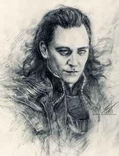 Loki II by alicexz.deviantart.com on @deviantART