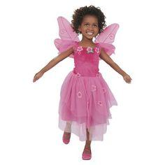 Girl's Pixie Fairy Costume