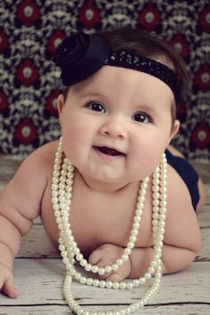 Baby Briley, 4 month old photo shoot