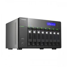 Buy the QNAP TS-870 8Bay Pedestal NAS locally in South Africa from the Digiworks.co.za store.