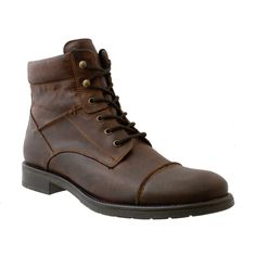 Barrage Boot Brown