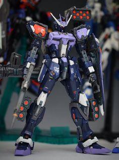 GUNDAM GUY: FA Strike Gundam - Customized Build