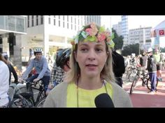 Na inauguração oficial da Ciclovia da Avenida Paulista, no dia 28 de junho, o Canal Mova-se encontrou a ciclista Carla Moraes. Ela falou sobre a importância da ciclovia para a circulação dos ciclistas e sobre a segurança que terão para ir e vir.