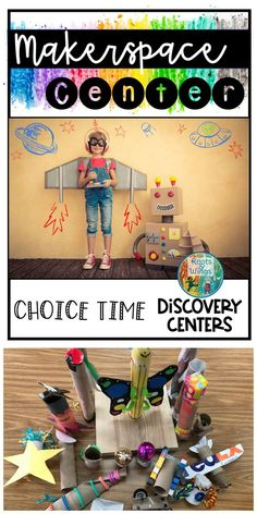 Choice Time Discovery Centers: Science Want to add choice time discovery centers to your schedule in your preschool, kindergarten, or first grade classroom? These guides share beginning of the year ideas on how to plan centers and organization, management Kindergarten Routines, Preschool Schedule, Kindergarten Art Projects, Kindergarten First Day, Kindergarten Lesson Plans, Kindergarten Centers, First Grade Classroom, Preschool Books, Kindergarten Classroom