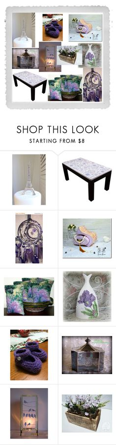 Hints of Purple by beachdawn on Polyvore featuring interior, interiors, interior design, дом, home decor, interior decorating and Polaroid