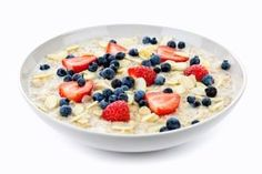 Oatmeal Diet to Lower Cholesterol