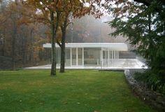 Casa Olnuck Spanu, Garrison, New York, Campo Baeza