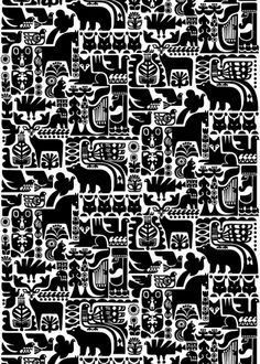 Designspiration — Sanna Annukka for Marimekko | Shiro to Kuro