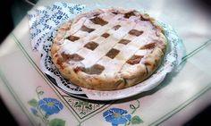 La Pastiera: un dolce pasquale D.O.C. della tradizione napoletana!    #pastieranapoletana  #dolci #pasqua #dolcipasquali #pastiera #cucina #cucinaitaliana #napoli #dolcinapoletani