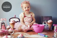 cupcake play time! view more collections at: www.colettekulig.com