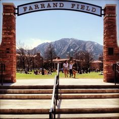 CU Buffs - University of Colorado Boulder LOVE